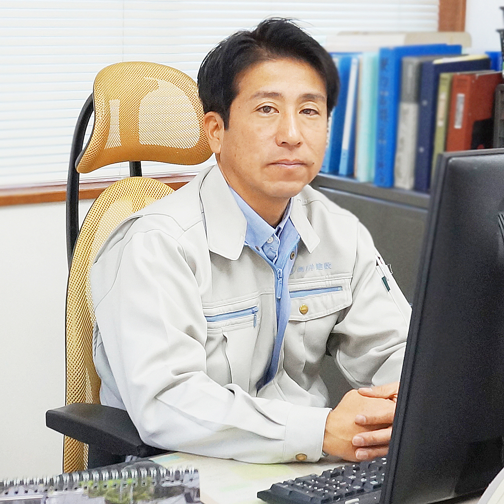 代表取締役 川口 博英